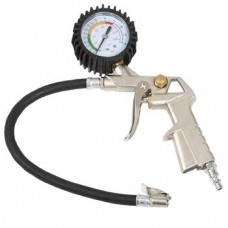 ABAC B312/60P Air Compressor pressure gauge