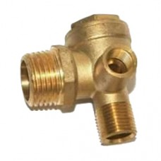 ABAC B415-200S Air Compressor check valve