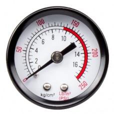 ANEST IWATA SLP-300B-US Air Compressor Pressure Gauge