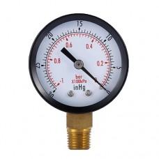 JAGUAR ED-200HF Air Compressor Pressure Gauge