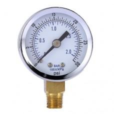 JAGUAR ZLS200Hi Air Compressor Pressure Gauge
