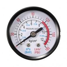 ATLAS-COPCO GA 132-7.5 Air Compressor Pressure Gauge