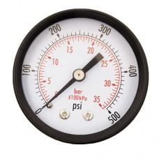 Ingersoll-Rand R110n Air Compressor Pressure Gauge