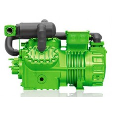 Bitzer 2nd Generation Reciprocating SEMI-HERMETIC 2-STAGE Compressors For standard refrigerants S4T-5.2(Y)