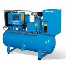 Boge Oil injected screw compressors C 10 LDR