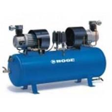 Boge Oil lubricated piston compressors SBD 125/150 D