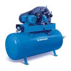 Boge Oil lubricated piston compressors SB 1330-500