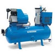Boge Oil lubricated piston compressors SBD 1000-500 DB
