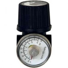 Campbell 1-Gallon Air Compressor gauges