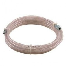 Campbell 1-HP 2-Gallon Twin Stack Air Compressor hose
