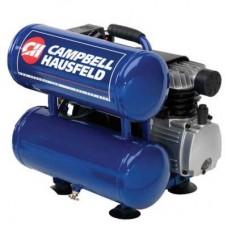 Campbell 1-HP 4-Gallon Twin Stack Air Compressor