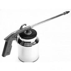 Campbell 1.3-HP 20-Gallon Air Compressor spray gun