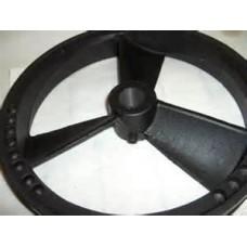 Campbell 1.7-HP 26-Gallon (Direct Drive) Vertizontal Air Compressor flywheel