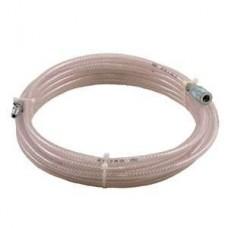 Campbell 15-HP 120-Gallon Rotary Air Compressor hose
