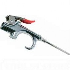 Campbell 15-HP 120-Gallon Rotary Air Compressor spray gun