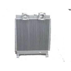 Campbell 3-Gallon Hot Dog Air Compressor aftercooler