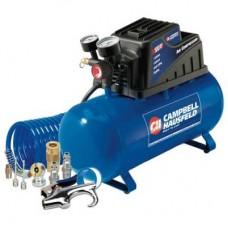 Campbell 3-Gallon Hot Dog Air Compressor