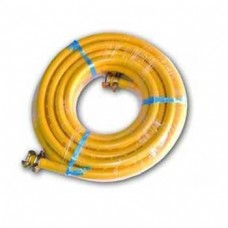Campbell 3.2-HP 60-Gallon Single-Stage Air Compressor hose