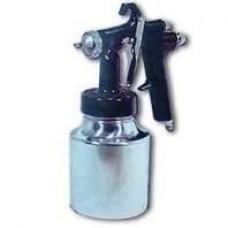 Champion 14 HP Kohler 30 Gallon Tank Gas Driven Air Compressor spray gun