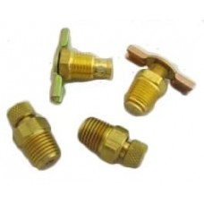 HR10-12 Champion 10 HP 120 Gallon Horizontal Advantage Series Air Compressor drain valves