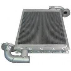 Champion HR5-8 Champion 5 HP 80 Gallon Horizontal Advantage Series Air Compressor aftercooler