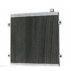 HRA25-12 Champion 25 HP 120 Gallon Horizontal Advantage Series Air Compressor aftercooler