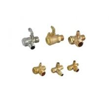 HRA25-12 Champion 25 HP 120 Gallon Horizontal Advantage Series Air Compressor check valve