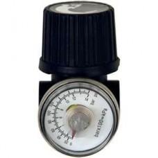 HRA25-12 Champion 25 HP 120 Gallon Horizontal Advantage Series Air Compressor gauges