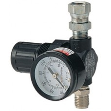 Devilbiss 102D Air Compressor gauges