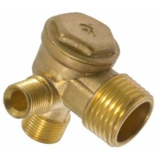 Devilbiss IRF412/2 Air Compressor check valve