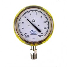 Elgi TS15 Air Compressor pressure gauge