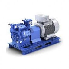 GEA Bock Open type compressor units SFD18