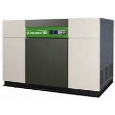 Hitachi DSP-160VW5N Oil Free Screw Compressor