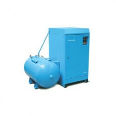 Hydrovane Air Compressor  HV07RS regulated speed Hypac AERD (Receiver mounted with refrigerant dryer and filtration)