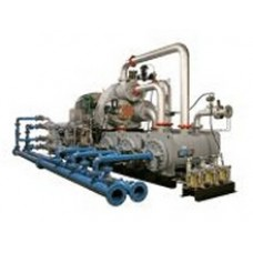 Ingersoll Rand Standard Pressure Centrifugal Air Compressors API672