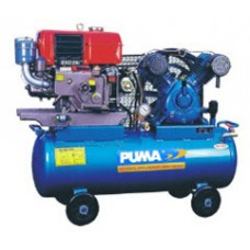 Puma Piston Engine Type Series Air Compressor PUK10250AD(PUK105250DA)