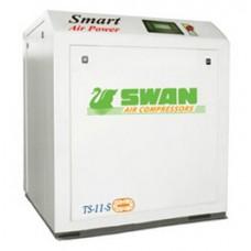 SWAN screw air compressor TS series TS-11-S10