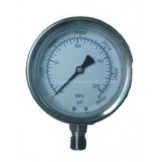 united osd DSA-69 Air Compressor pressure gauge