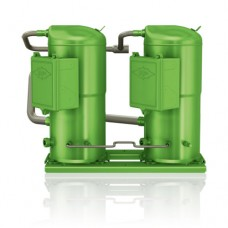 Bitzer 2 x GSD80182VA(Y) Refrigeration Compressor