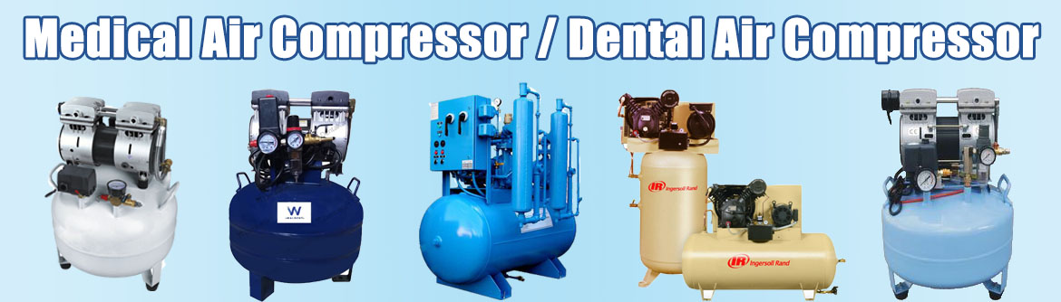 Medical Air Compressor, Dental Air Compressor