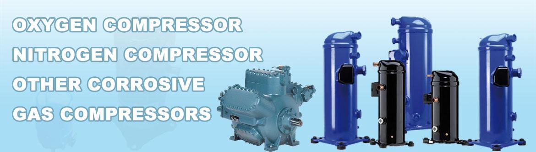 Oxygen Compressor, Nitrogen Compressor, Gas Compressors